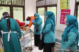 39 orang ikuti tes IVA dan Sadanis di Kecamatan Loksado