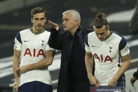 Liga Inggris - Ditahan imbang West Ham, Jose Mourinho: Pemain Spurs lemah mental