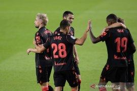 Klasemen Liga Spanyol : Real Madrid terdepak dari puncak