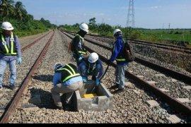 Len Industri  bangun sistem persinyalan   jalur KA pertama di Sulawesi