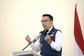 Gubernur Jabar koordinasi dengan TNI-Polri antisipasi COVID-19 saat libur
