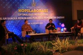 Kominfo Jatim:  Medsos dukung cara baru berkomunikasi