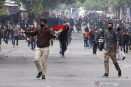 Polisi amankan tiga penggerak pelajar untuk membuat kericuhan unjuk rasa