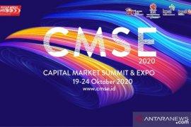 Tingkatkan Literasi dan Inklusi Pasar Modal, CMSE 2020 Digelar Virtual