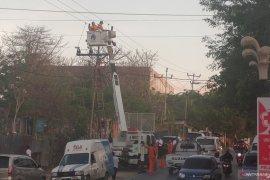 Perbaikan Gangguan Listrik di Kota Kupang