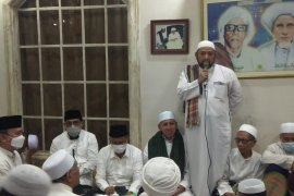 Sejumlah habib doakan Machfud Arifin terpilih jadi Wali Kota Surabaya