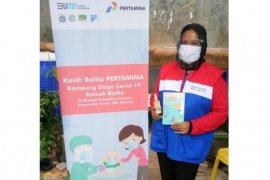 Pertamina dorong pelayanan Posyandu keliling di Jakarta