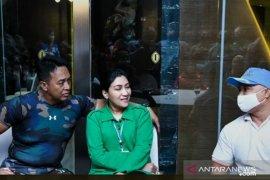 Kasad Jenderal TNI Andika  beri dukungan sarana latihan bagi atlet disabilitas