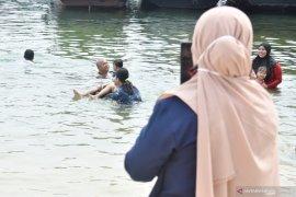 9.866 wisatawan berkunjung di Kepulauan Seribu selama liburan panjang