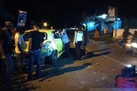 Polisi periksa sopir sedan Yaris penabrak pejalan kaki hingga tewas