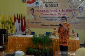 Golkar lahir sebagai kekuatan untuk lawan PKI