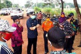 Pjs Bupati Tanjabtim berikan dukungan ke petugas posko perbatasan