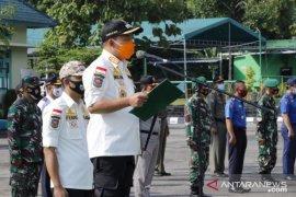 200 personel Satpol PP Pangkalpinang ikuti Diksar