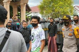 Polres Bener Meriah kerahkan 150 personel amankan unjuk rasa petani