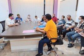 Disperdagin kumpulkan pengurus dan pedagang Sudimampir baru