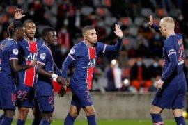 Main tanpa Neymar, Paris Saint-Germain lumat Nantes