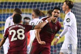 Jalani operasi tengkorak, striker Wolverhampton Jimenez merasa \'nyaman\'