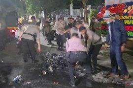 Polda Jambi amankan 28 pelaku kerusuhan saat demo