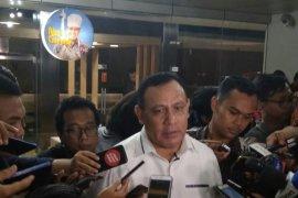 Ketua KPK Firli Bahuri prihatin 26 dari 34 provinsi terjadi kasus korupsi