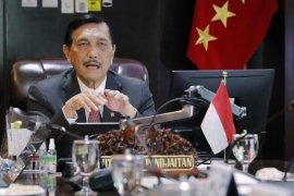 Luhut  menginginkan Indonesia menjadi destinasi investasi kendaraan listrik