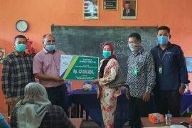 Keluarga guru honorer peserta BPJAMSOSTEK peroleh santunan kematian