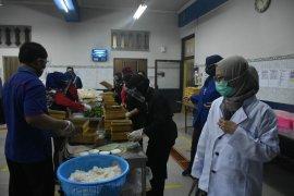 Kemenkes verifikasi penerapan protokol kesehatan tempat pengelola pangan Sleman
