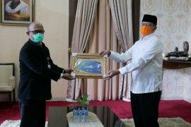 Banten raih apresiasi dari kementrin keuangan atas predikat WTP 2019