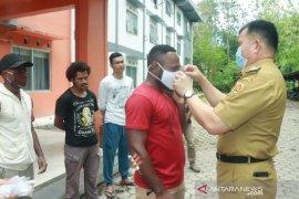 Pjs Wali Kota semangati mahasiswa Papua