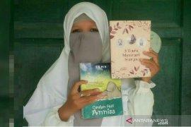 Erma Annisa Azzahra : Penulis muda belum dikenal didaerahnya