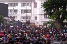 Dinkes Kota Bandung: Unjuk rasa berpotensi jadi klaster COVID-19
