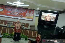 Ketua DWP : Isteri ASN harus pandai pidato