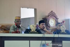 DPRD Gorontalo Utara imbau warga tidak lengah cegah COVID-19