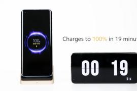 Ponsel Xiaomi garap pengisian daya nirkabel 80W