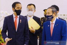 Presiden Joko Widodo ingin ada solusi atas kelambanan industri turunan batu bara