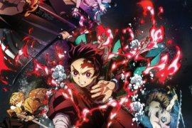 """Demon Slayer The Movie: Mugen Train"" raih 44 juta dolar dalam tiga hari"