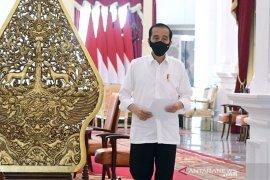 Nilai rapor kinerja pemerintahan Jokowi capai 76