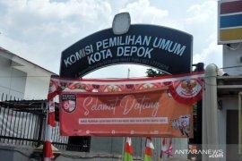 KPU Depok terus gencarkan sosialisasi tingkatkan partisipasi pemilih