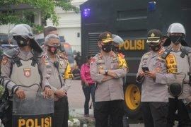 Kabid Humas Polda Jambi : Kami minta maaf bila masyarakat terganggu demo mahasiswa