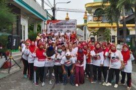Tim Eri-Armuji blusukan di kawasan perkampungan Surabaya barat