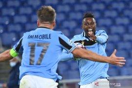Liga Champions: Lazio bekuk Dortmund 3-1 setelah 13 tahun absen