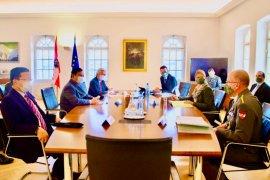 Menteri Pertahanan RI berkunjung ke Austria, tingkatkan hubungan kerja sama bilateral
