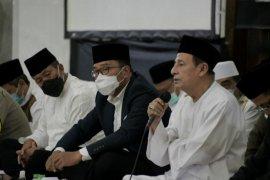 Sejuta santri di Jawa Barat ikut Istighosah Kubro secara virtual, dihadiri Habib Luthfi dan Gubernur