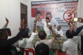 """Paslon """"Assed"""" bintek tim pemenangan di kecamatan Sibolga Utara"""