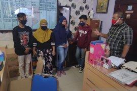 Penyusup aksi mahasiswa diberikan konseling