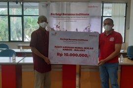 Indihome bantu masyarakat terdampak COVID-19 di Ambon