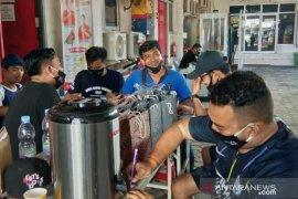Euro Fans Club Banjarmasin-Banjarbaru giat donor darah