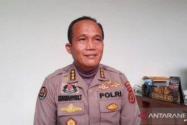 Polda Jambi bantah sesama polisi adu jotos saat demonstrasi