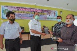 Wali Kota: kontribusi peneliti membangun Padangsidimpuan sangat strategis