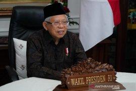 Ma'ruf Amin targetkan Indonesia jadi produsen halal terbesar di dunia pada 2024
