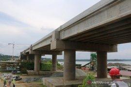Pembangunan Jembatan Pulau Balang di Kaltim capai 90 persen